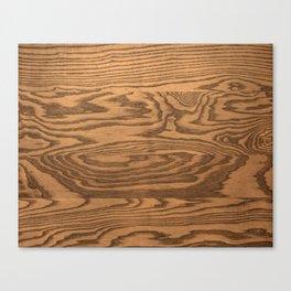 Wood 4 Canvas Print