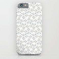 Flowers Pattern I Slim Case iPhone 6s