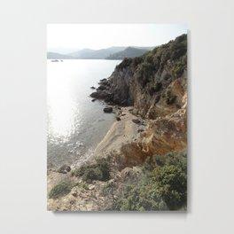 Headland Metal Print