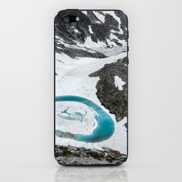 Lakes of Frémamorte iPhone Skin