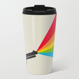 Colour Explosion Metal Travel Mug