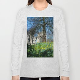 Spring in Museum Gardens Long Sleeve T-shirt