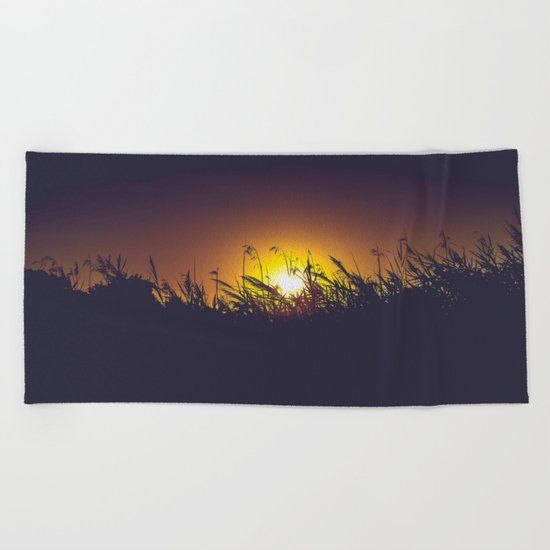 I Hope You're Not Lonely Without Me Beach Towel