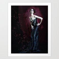 Fading Glories Art Print