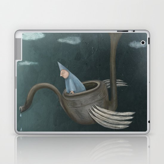 The Flying Machine Laptop & iPad Skin