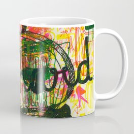 É Hard Coffee Mug