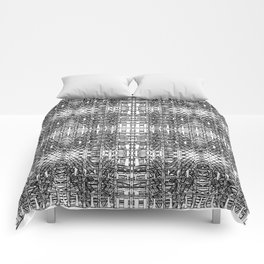 Ridiculously Intricate Digital Pattern Comforters