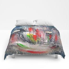 Cosmic blue 67 ing Comforters