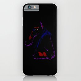 Street Fighter II Ryu - 16-Bits of Hadouken iPhone Case