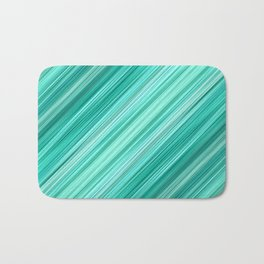 Ambient 5 in Teal Bath Mat