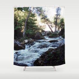 Ingliss Falls II Shower Curtain