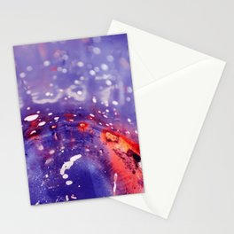 Fantasy Space Stationery Cards
