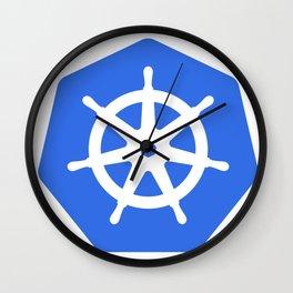 Kubernetes Wall Clock