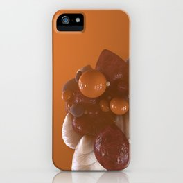 Monster Parts iPhone Case