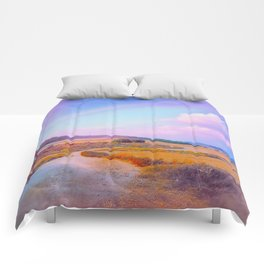 Beyond Possible Comforters