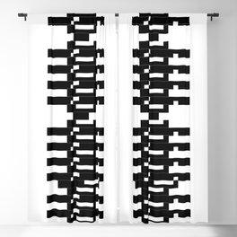 ASCII All Over 06051302 Blackout Curtain