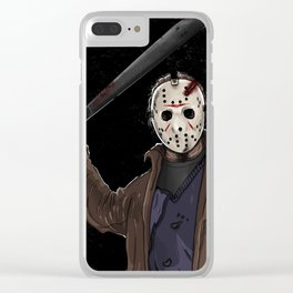 IT IS FRIDAY Clear iPhone Case