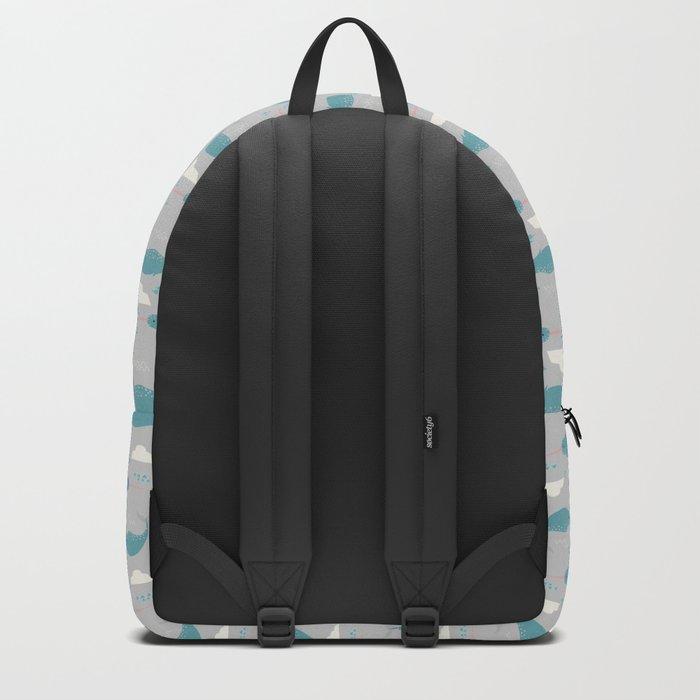 Narwhal grey Backpack