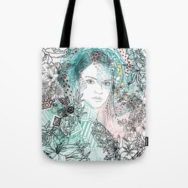 The Flying One Tote Bag