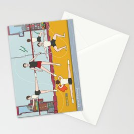Ballet Training Stationery Cards