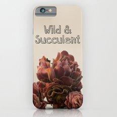 Wild & Succulent iPhone 6s Slim Case