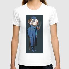Dog Sherlock Holmes T-shirt
