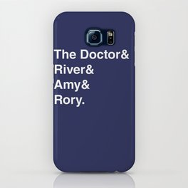Doctor& iPhone Case