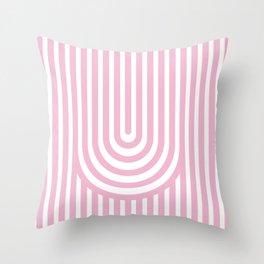 U. Throw Pillow