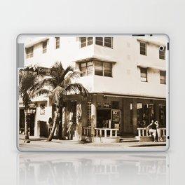 Collins Avenue, Miami Beach Laptop & iPad Skin