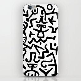 Comedians iPhone Skin