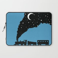 the night train Laptop Sleeve
