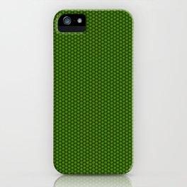 Green Wheels iPhone Case