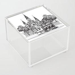New Orleans Acrylic Box