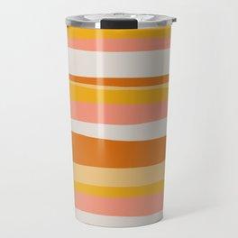 sedona, desert stripes Travel Mug