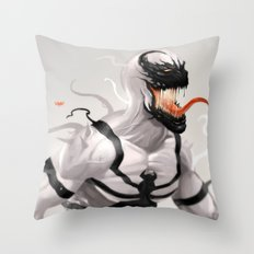 Antivenom 2 Throw Pillow