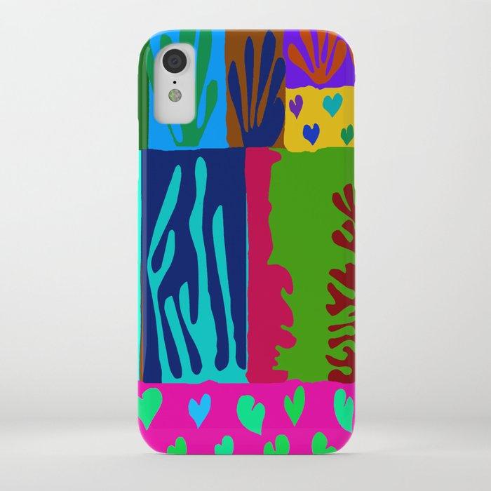 Matisse Collage iPhone Case