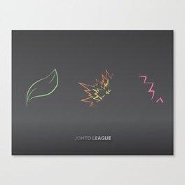 The Second set Canvas Print