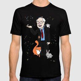 Magical Woodland Bernie Sanders T-shirt