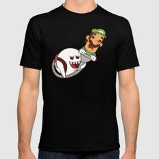 Boo's revenge Mens Fitted Tee MEDIUM Black