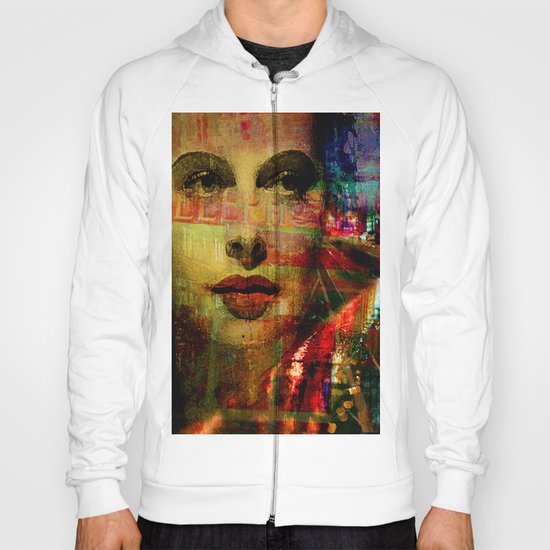 I wait for you below in the street Hoody