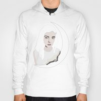 dreamer Hoodies featuring Dreamer by Anna McKay
