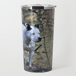Hunting Dog Travel Mug