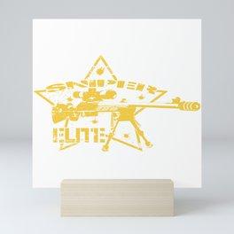 Sniper Sniper Softair Airsoft BBs Gift Mini Art Print