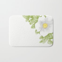 Cherokee Rose Bath Mat