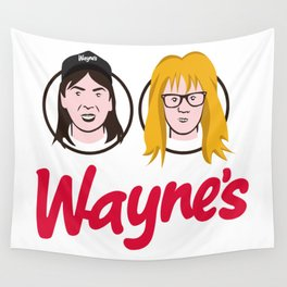 Wayne's Double Wall Tapestry