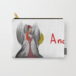 Ana the Seraphim Carry-All Pouch
