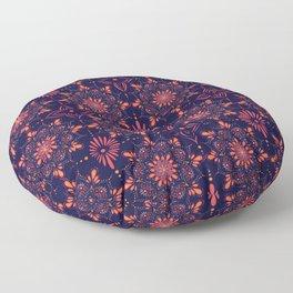 Rangoli Inspired Floor Pillow