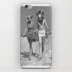 Sheeple ppl iPhone & iPod Skin