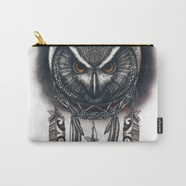 Dreamcatcher Owl Carry-All Pouch
