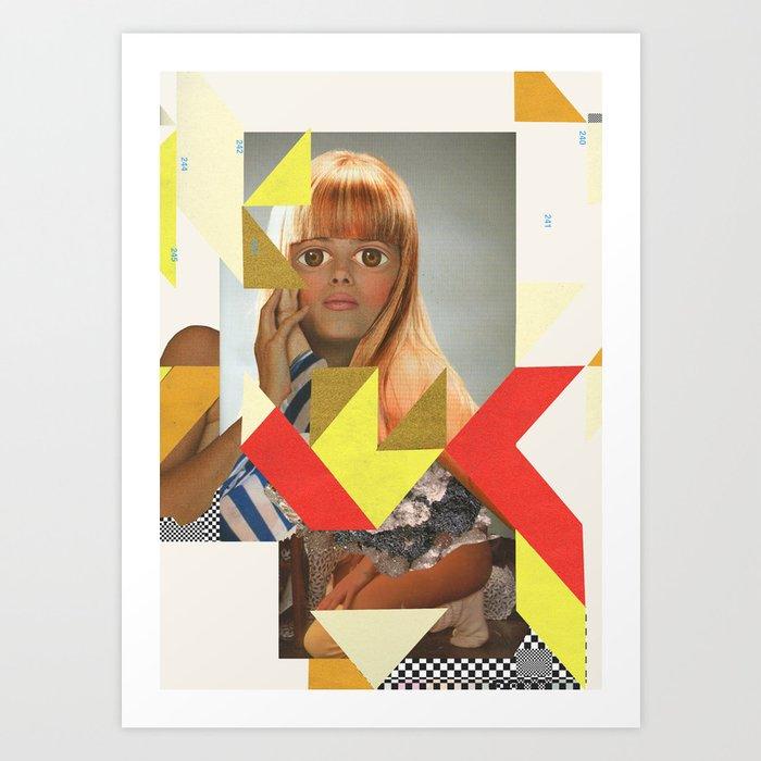 ODD 004 Art Print